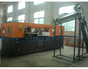 Linear Blowing Machine
